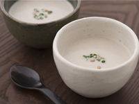 和風ヴィシソヴァーズ:越前ふくいガレット粉を使った、料理研究家(フードコーディネーター)監修のそば粉料理レシピを5つ追加しました。