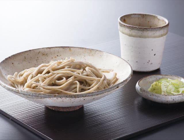 越前焼 蕎麦鉢・蕎麦猪口・薬味小皿 3点セット