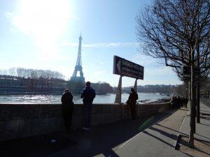 ガレット(Galette)の本場フランスを巡る旅②:クリニャンクール(蚤の市)、ビオマルシェ、エッフェル塔、凱旋門の印象
