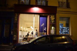 ガレット(Galette)の本場フランスを巡る旅④:パリでおろし蕎麦が楽しめる越前そば東郷。