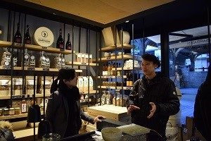 サンマロのブレッツカフェは、│ガレット(Galette)の本場フランスを巡る旅⑧