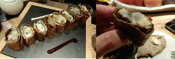 ブレッツカフェサンマロ店(BREIZH Café , Saint-Malo)では、日本人クレーピエが焼き上げる繊細なガレットが食べられる。│ガレット(Galette)の本場フランスを巡る旅⑧