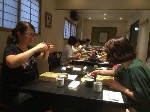 【令和元年】夏新そばで粗挽き十割と微粉の蕎麦掻を味わう試食会@文京やすたけ