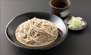 【吉峰】蕎麦の茹で方06盛り付け|カガセイフン