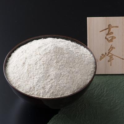 【吉峰】抜粗挽きそば粉(福井産)|カガセイフン