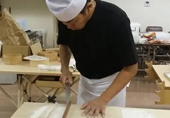 専属そば打ち職人 山本雅洋|カガセイフン